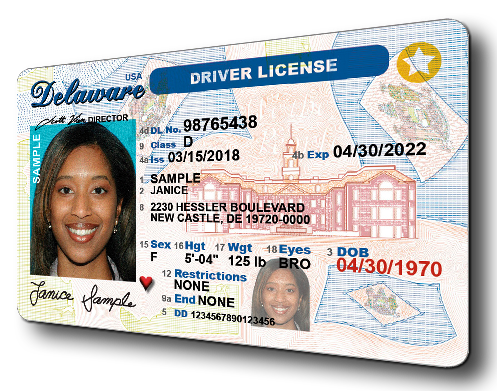 What documentation do i need to get my compliant driver license