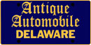 Antique Automobile tag