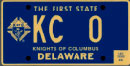 Knights of Columbus tag