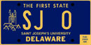 Saint Josephs University tag
