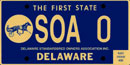 Standardbred Owners Association tag